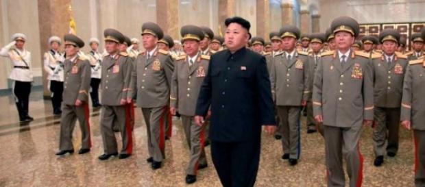 Continua a escalada de tensão entre as Coreias