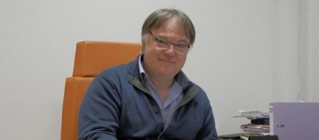 Eric Senet, candidat divers droite