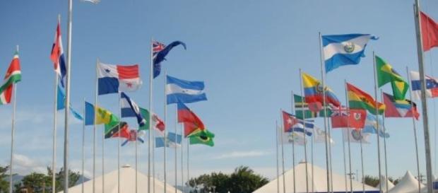 Feira traz instituições dos cinco continentes