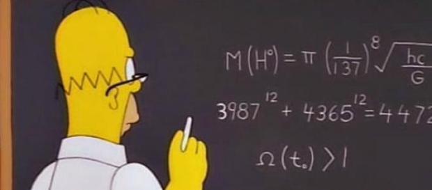 Homer descobriu o bosão de Higgs em 1998