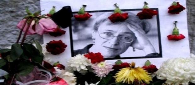 Morderstwo Anny Politkowskiej.