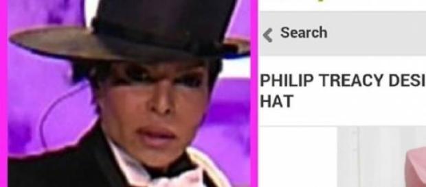 O chapéu Philip Treacy causou muita polémica.