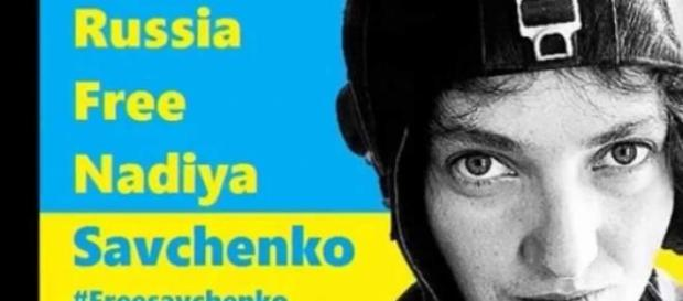 Pilotul ucrainean, Nadia Savchenko