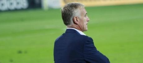 Didier Deschamps entraîneur de l'équipe de France