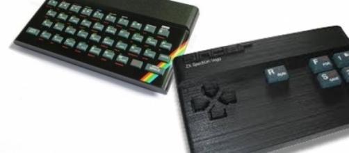 El ZX Spectrum Vega mantiene las teclas de goma