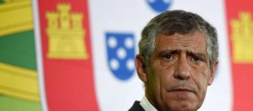 Fernando Santos divulgou lista de convocados