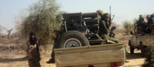 Guerrilheiros do Boko Haram executaram esposas.