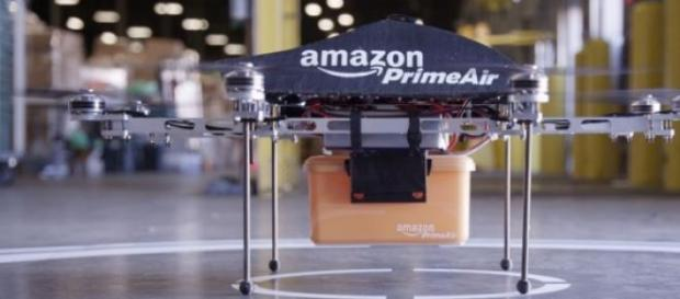 Amazon hará reparto con drones
