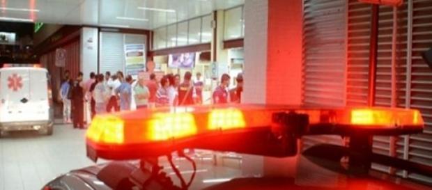 Assalto em Policlínica de Manaus