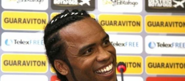 Carlos Alberto ainda ao serviço do Botafogo