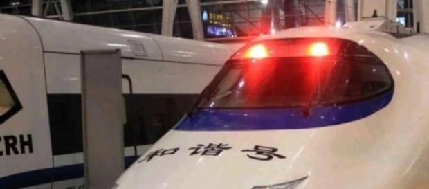 China já possui trens ultra-rápídos