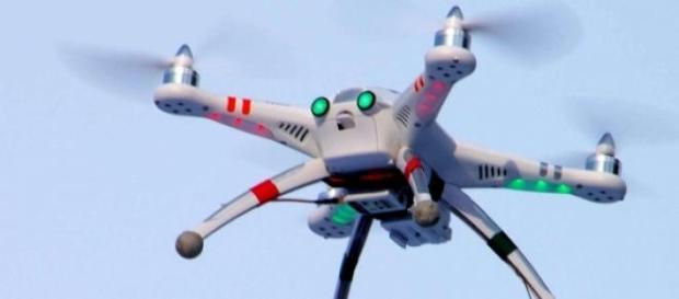 Drones permitem levar internet a locais sem rede