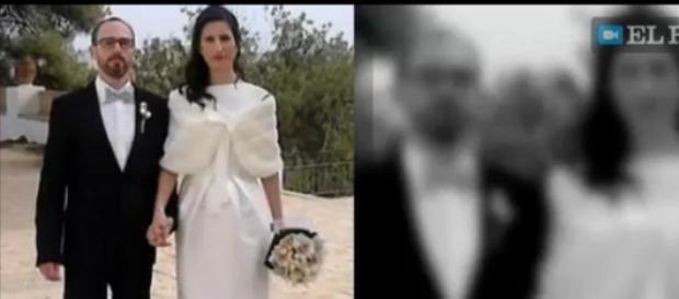 El matrimonio español que estaba de luna de miel