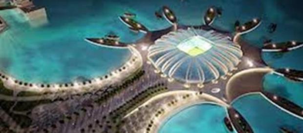 Estádios futurista já estão quase prontos