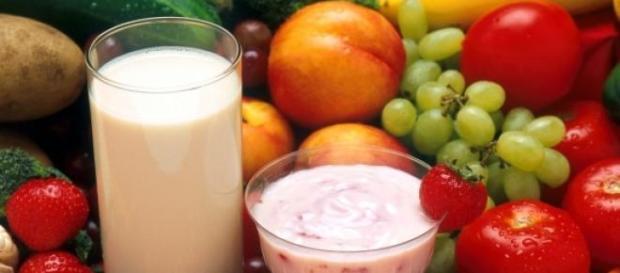Frutas y verduras, alimentos primaverales