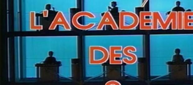 """Générique de """"L'Académie des 9""""."""