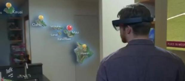 hololens, windows 10, microsoft, computers future