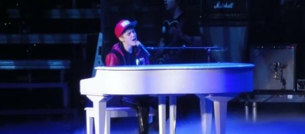 Justin Bieber in seinen Anfängen