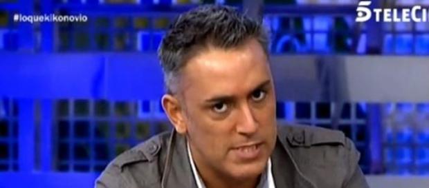 Kiko Hernández no juega limpio en Sálvame