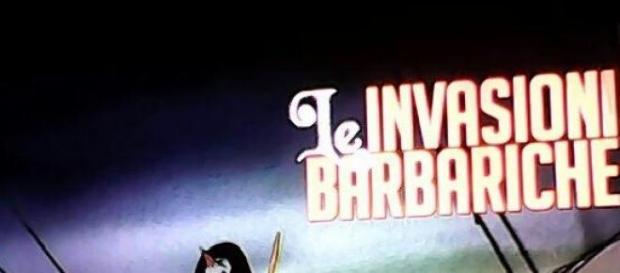 Le Invasioni Barbariche, mercoledì 25 marzo 2015