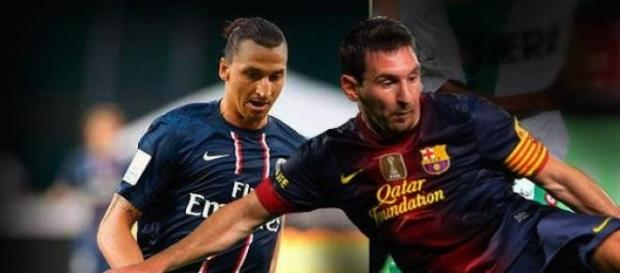 Le Paris Saint-Germain affrontera le FC Barcelone