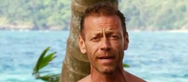 Rocco Siffredi all'Isola dei Famosi