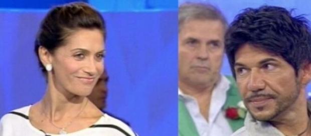 U&D: Barbara e Franco felici con Davide e Sabrina