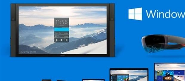 Windows 10, dispositivos con control universal
