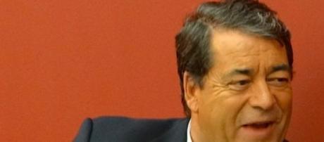 Marinho e Pinto, presidente do PDR.