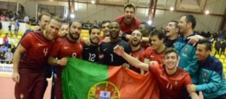 Portugal festejou na Roménia apuramento