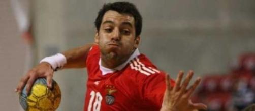 Carlos Carneiro foi o melhor marcador do Benfica