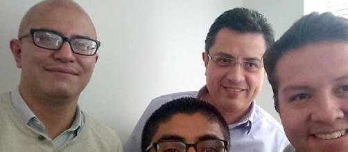 El periodista Rafael Cabrera también fue despedido