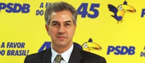 Reinaldo Azambuja: governadores milionários