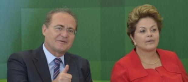 Lei da desoneração: Dilma e Renan debatem o apoio