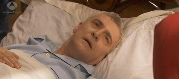 Leon muore, ma torna per tormentare Francisca