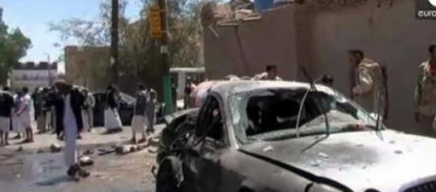 Les attentats de Sanaa au Yémen.