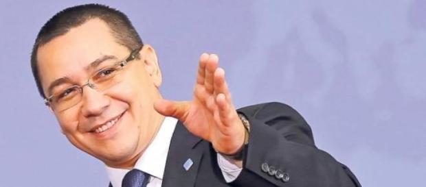 Ponta preia interimatul la Finante