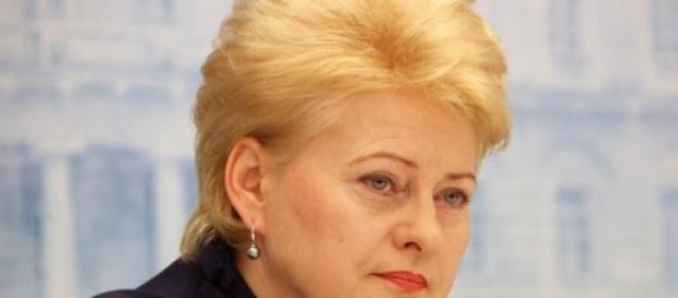 Presedintele Lituaniei, Dalia Grybauskaite