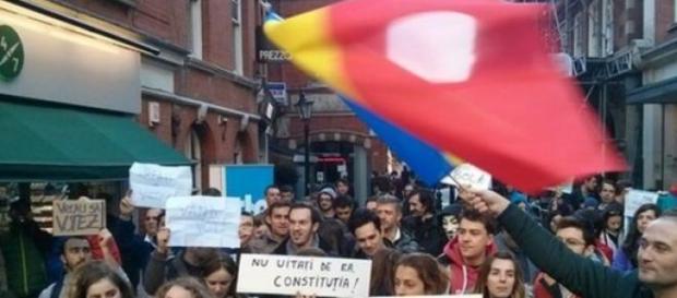 Romanii din Diaspora- demni si cinstiti