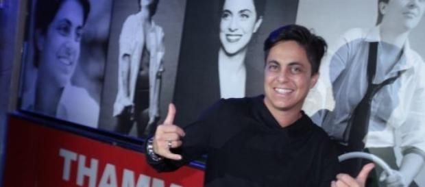 Thammy Miranda revela que Latino queria flerte