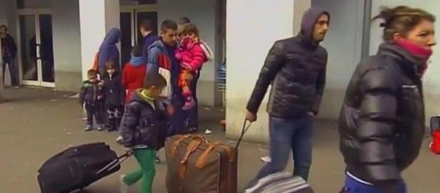 Uchodźcy ekonomiczni z Kosowa