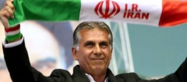 Carlos Queiroz sem razões para sorrir
