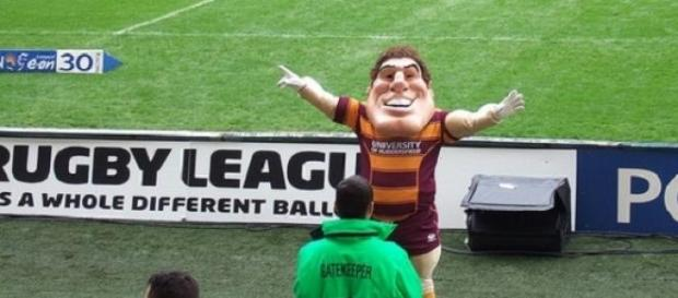 More joy for Huddersfield Giants and their mascot