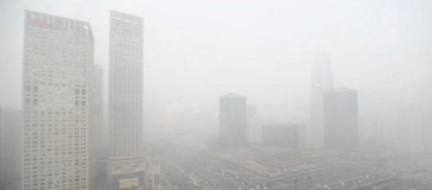 Nivelul de poluare din China este ingrijorator.