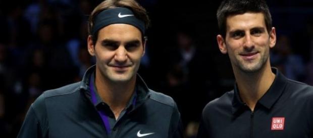 Novak Djokovici vs Roger Federer