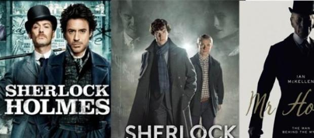 Os Sherlocks, prontos para o século XXI