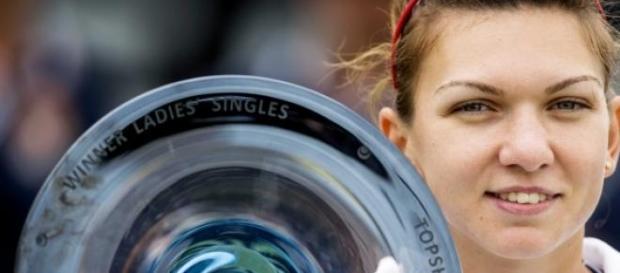 Simona Halep vrea un nou trofeu