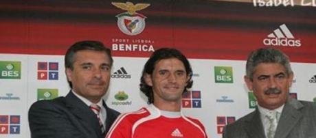 Miguelito foi do Benfica após passar pelo Rio Ave