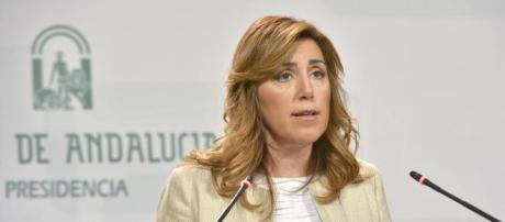 Susana Díaz gobernará en solitario en Andalucía