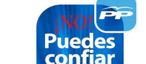 EL PP cae en picado en las elecciones andaluza   .